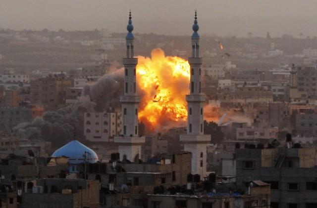 Israeli Strike 1